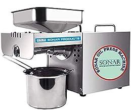 SONAR Oil Press S.A-2012,Oil Press Machine for Multi Purposes/Oil Extractor Stainless Steel Pressing Machine/Oil Press Mac...