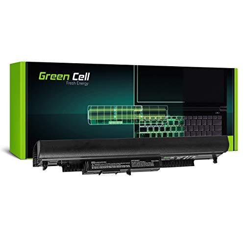 Green Cell Batería para HP 15-AY077NR 15-AY077NS 15-AY077TU 15-AY077TX 15-AY077UR 15-AY078NA 15-AY078NF 15-AY078NIA 15-AY078NR 15-AY078NS 15-AY078TU Portátil (2200mAh 14.6V Negro)