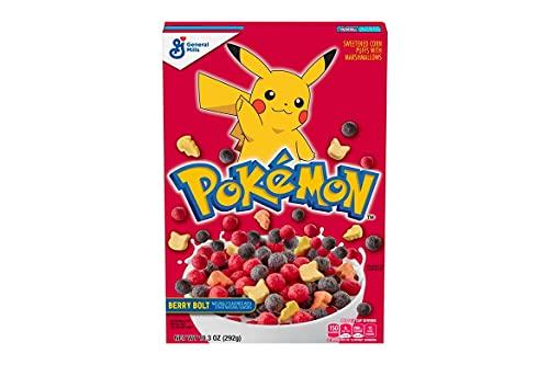 General Mills Pokémon Cereal | Cereaux de petit-déjeuner avec Marshmallow