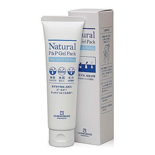 Chinoshioya Natural Pore Care & Peeling Gel Pack 3.5oz
