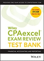 Wiley CPAexcel Exam Review 2021 Test Bank: Financial Accounting and Reporting (1-year access) (Wiley CPA Exam Review Financial Accounting and Reporting)