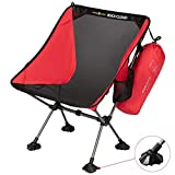Best Backpacking Chairs - Rock Cloud Portable Camping Chair Ultralight Folding Chairs Review