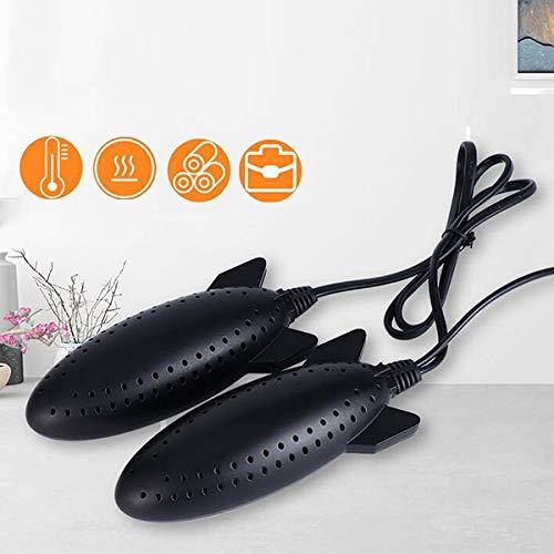 LHJXXKQ Draagbare elektrische schoenendroger schoenverwarmer schoenendroger voor voetbalschoenen snowboarts oplossing stinkende schoenen/natte schoenen