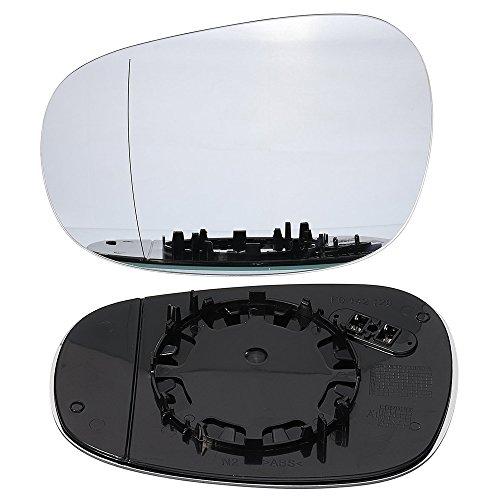 GSRECY - Espejo retrovisor para puerta E82 E90 E91 E92 E46 OEM, con calefacción (vidrio blanco)