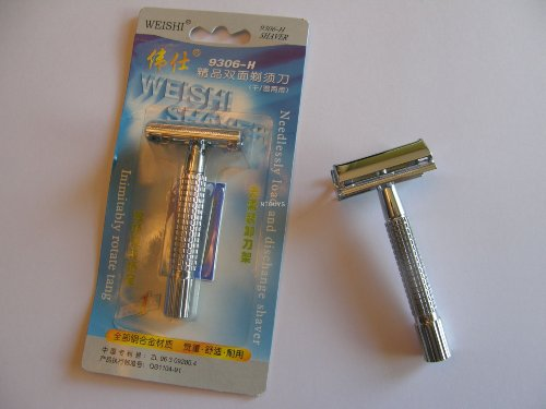 Weishi 9306-H Double Edge Safety Razor