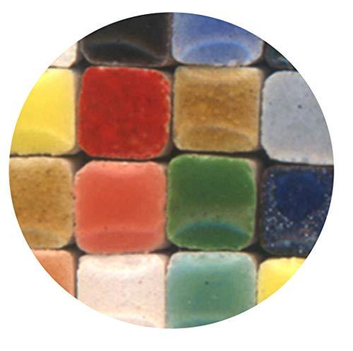 ALEA Mosaic Mosaik-Minis (3x3x3mm), 1000 Stück, Buntmix, MXAL