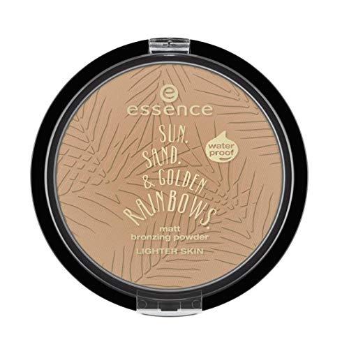 ESSENCE SAND & GOLDEN POLVOS BRONCEADORES 01 SUMMER LOVIN
