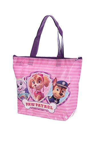 Nickelodeon SHOPPING BAG PAT PATROUILLE ROSE TU