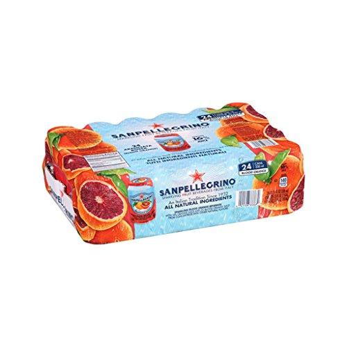 San Pellegrino Orange Sanguine (pack de 24)