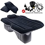 SmartSpeedCar Air Mattress Mobile Bedroom for Travel Car Back Seat