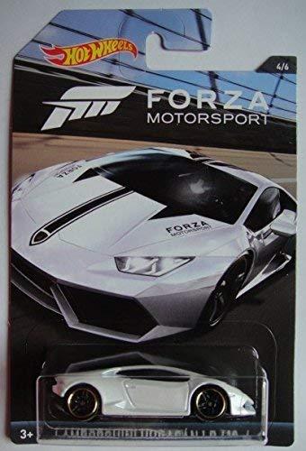 Lamborghini Huracan LP 610-4 Forza 4/6 XBOX 1:64 Hot Wheels DWF35 DWF30