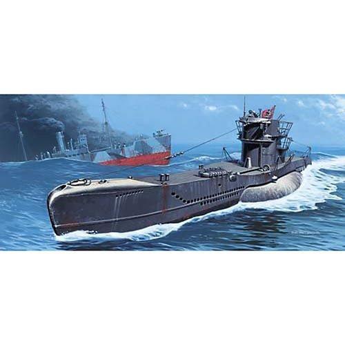 Mirage Hobby 40415 - Deutsches U-Boot U 1064 Typ VII C/41 Turm 4, Schiff