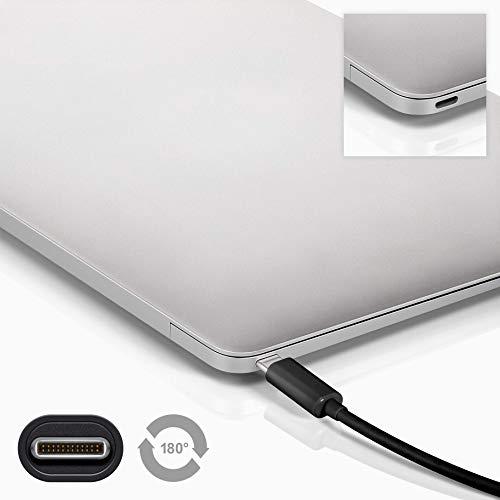 Goobay 55468 Sync & Charge High Speed USB-C auf USB A 2.0 Ladekabel, 1,8m