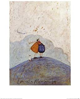 Image Conscious Love on a Mountain Top by Sam Toft 12.5