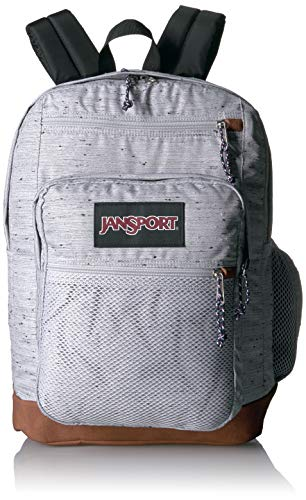 JanSport Huntington Backpack - Lightweight Laptop Bag | Micro Chip Plain Weave