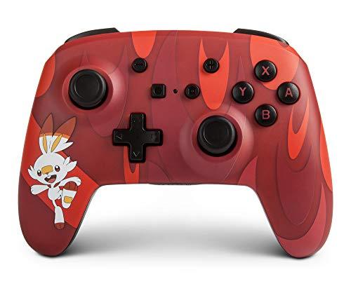 PowerA Pokemon Enhanced Wireless Controller for Nintendo Switch - Scorbunny