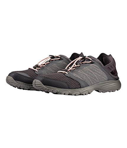 The North Face Women's Litewave Amphibious II, Rabbit Grey/Silt Grey, Size 9.5