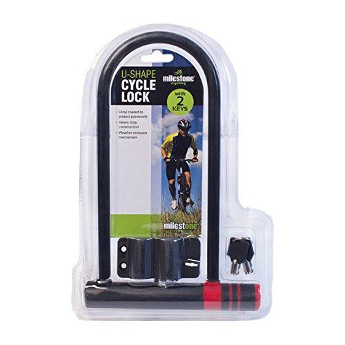 TOOLTECH 22670 - Candado para bicicleta