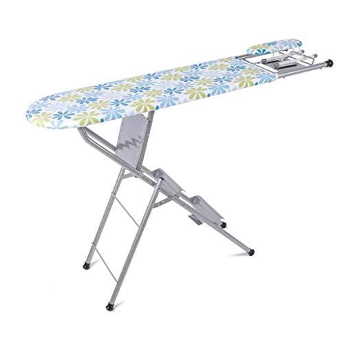 Strijkplank Strijkplanken huishouden ijzer Board Strijkplank stabiel en veilig Folding Ladder Laden Gewicht 150kg Steam strijkplank