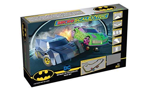Micro Scalextric G1170M Slot Car Racing Set