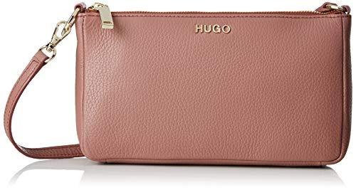 HUGO Damen 50397593 Umhängetasche, Pink (Open Pink), 4.5x13x22.5 cm