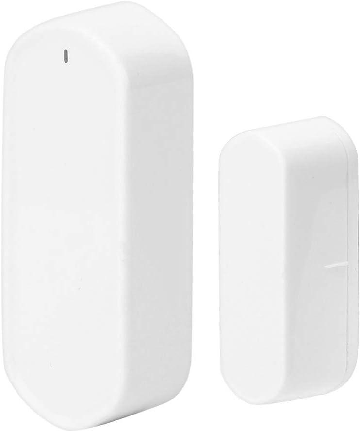 WiFi Door Window Sensor Minneapolis Mall 35% OFF Magnetic Appearance Small Elegant