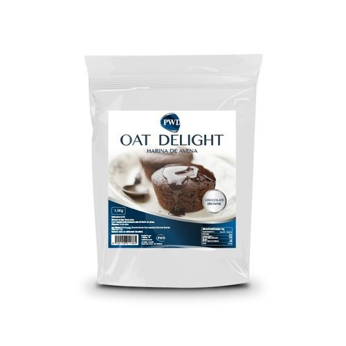 Oat Delight 1,5Kg. Chocolate Brownie
