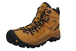 KEEN Utility Men's Pittsburgh Steel Toe oil and slip resistant work boots