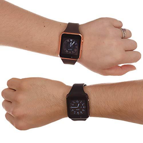 Reloj Conectado Compatible con Huawei P20 Lite, CEKA TECH® Reloj ...