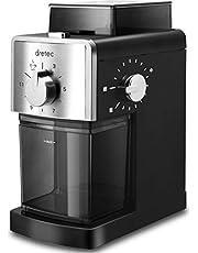 dretec(ドリテック) 電気ケトル ステンレス コーヒー ドリップ ポット 細口 湯沸かし 0.8L