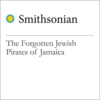 The Forgotten Jewish Pirates of Jamaica cover art