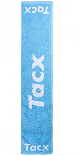 Tacx Trainer Accessories - Toalla Azul
