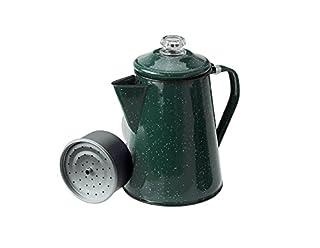 عروض GSI Outdoors 8 Cup Percolator, Red #01254