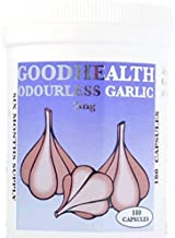 Goodhealth Garlic 180 Capsules Estimated Price : £ 7,95