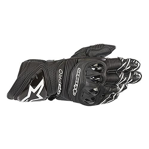 Motorradhandschuhe Alpinestars Gp Pro R3 Gloves Black, Schwarz, XL