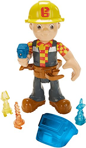 Mattel FFN17 Bob the Builder FFN17-Mattel FFN17-Bob Bouwer gereedschap