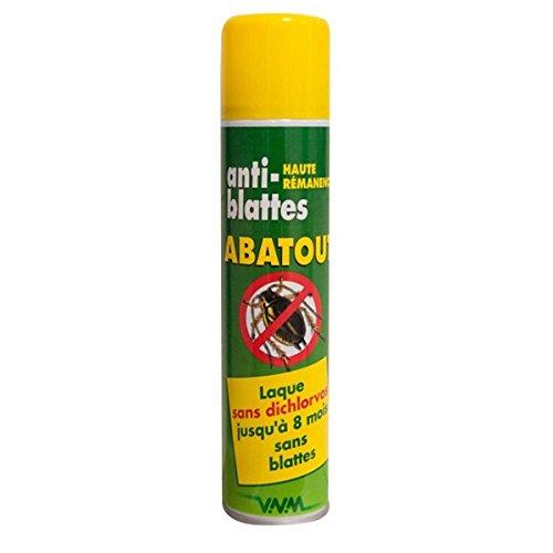 Abatout Laque Anti-Blattes/Cafards 300 ml