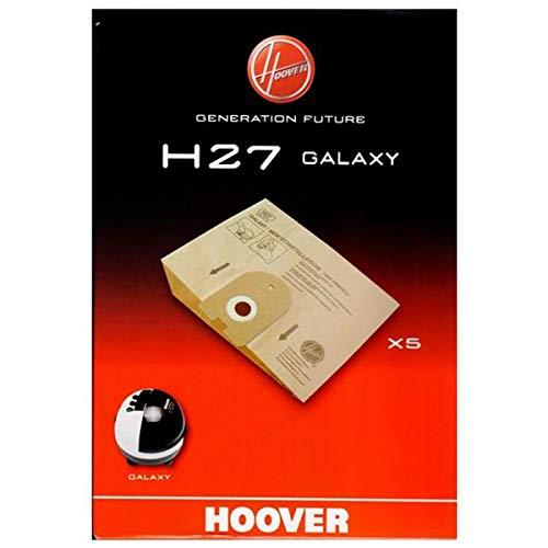 SACHET DE SAC HOOVER H27 (X5) POUR PETIT ELECTROMENAGER - 09178443