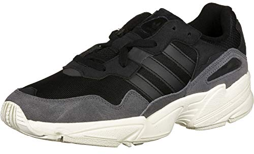 adidas Yung-96, Scarpe da Ginnastica Basse Uomo, Multicolore (Core Black/Core Black/off White Ee7245), 41 1/3 EU