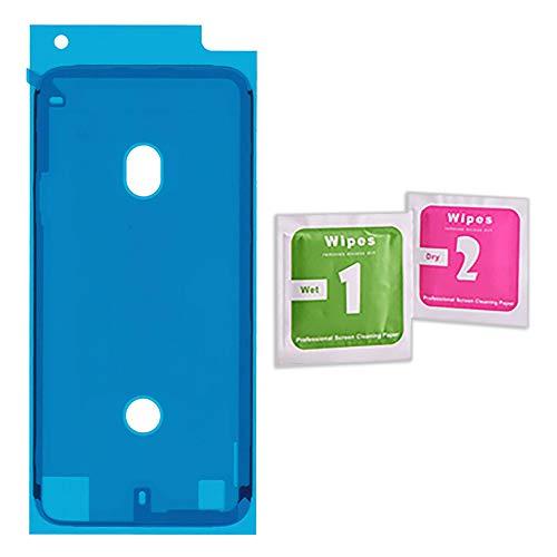 Infigo Klebepad weiß passend für Apple iPhone 7 Kleber Adhesive Dichtung für Bildschirm Display und Rahmen Gehäuse (iPhone 7, Weiß)