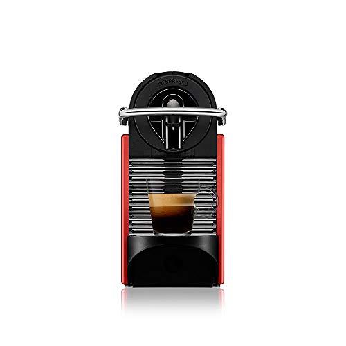 Nespresso Pixie Vermelho Carmine, Cafeteira, 110V