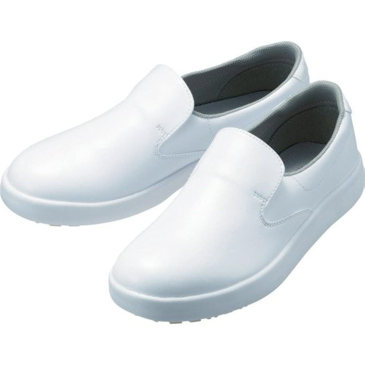金曜日チロ接尾辞ミドリ安全 超耐滑軽量作業靴 ハイグリップ 22.0CM H700NW22.0