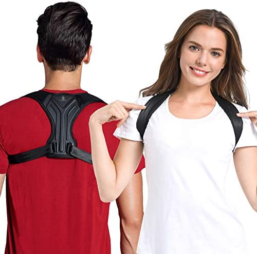 Posture Corrector for Women and Men Upper Back Brace Straightener Posture Correction for Clavicle product image