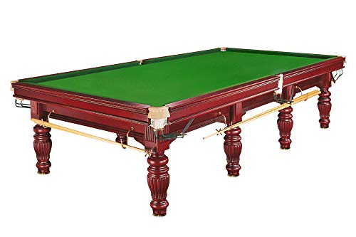 Dynamic Billardtisch Prince, 12 ft. (Fuß), Mahagoni, Snooker