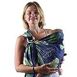 NROCF Sling del Anillo del Bebé, Portador, Lactancia del Nacimiento A Los 3...