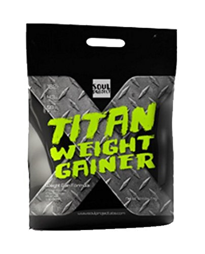 Soul Project Titan Weight Gainer - 7000 gr