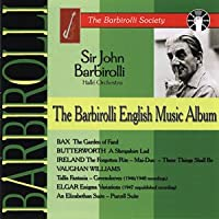 Barbirolli English Music Album