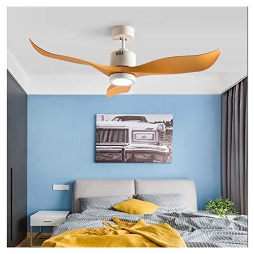 Kiter Plafondventilator LED-ventilatorlicht 52
