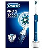 Braun Oral-B PRO 2000/ PRO 2 - 2000NCrossAction 2-Mode batería para cepillo de dientes eléctrico