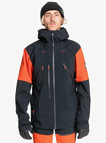 Quiksilver Highline Pro 3L Gore-Tex snowboardjas True Black